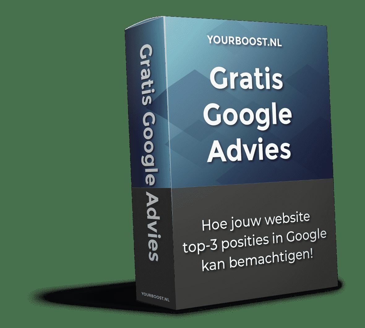 Gratis Google Advies